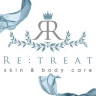 Re:treat House of Beauty & Wellness Logo