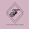 Flirt Lash & Beauty Logo