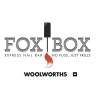FoxBox Woolworths at Somerset Mall Logo