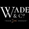 Wade&Co Hair Design Logo