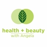 Health and Beauty with Angela  Logo