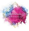 Dreaming Nails and Brows Logo