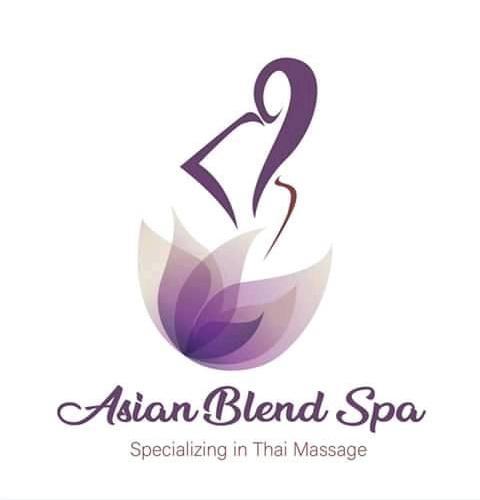 Asian Blend Spa Logo