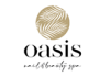 Oasis Nail & Beauty Spa Logo