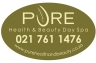 Pure Health & Beauty Day Spa Logo
