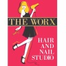 The Worx Hair, Beauty & Nail Studio Logo