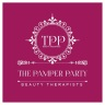 The Pamper Party Beauty Salon Logo