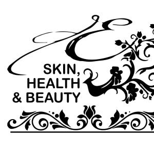 Essentials, skin, health and beauty Logo