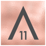 Aesthetic eleven skin & body clinic Logo