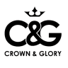 Crown & Glory - Hair & Beauty Logo
