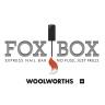 FoxBox Woolworths TableBay Mall  Logo