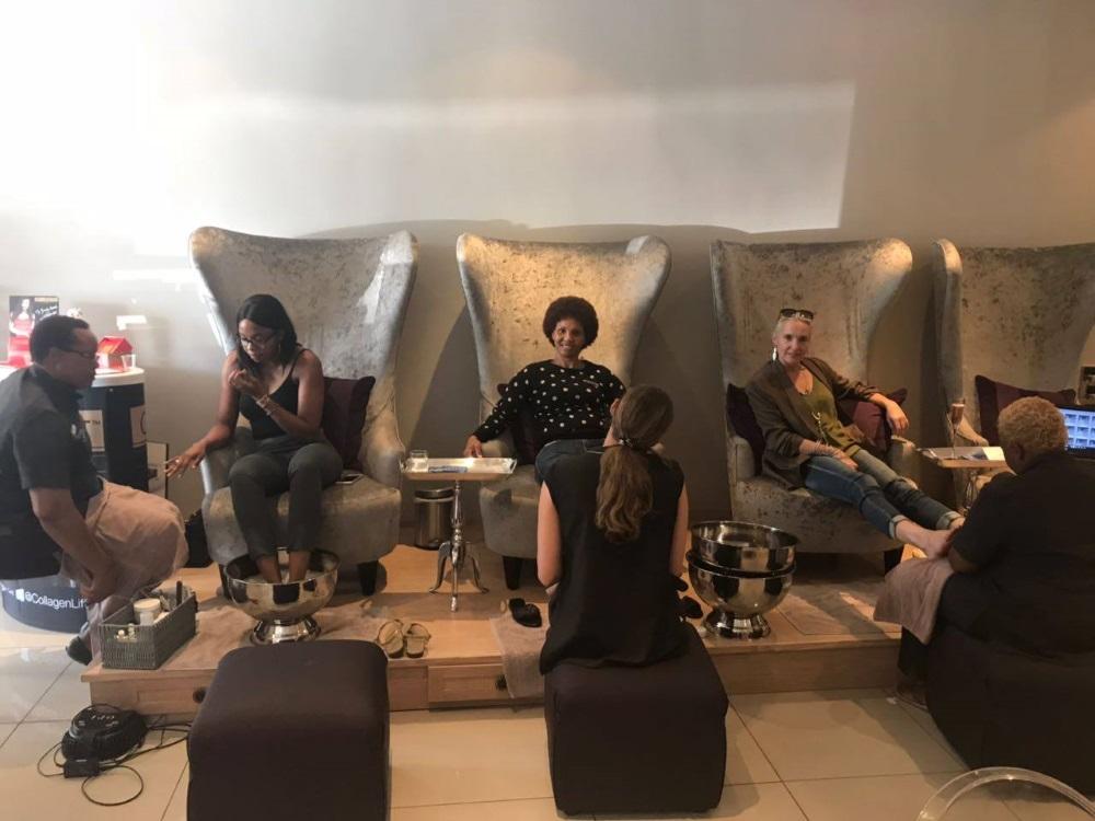 Skin and Nail Lounge