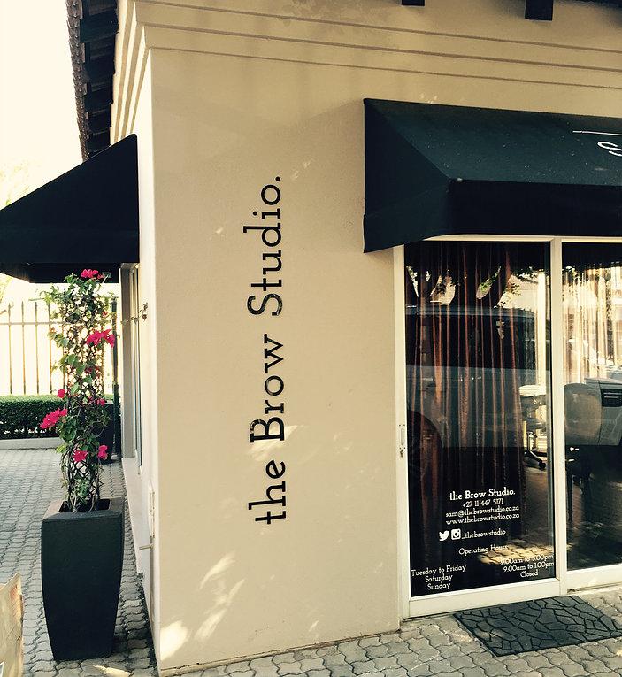 The Brow Studio - Beauty Salon in Parktown ❤️ GoBeauty