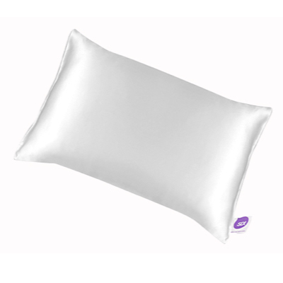 Satin Pillowcase (White)