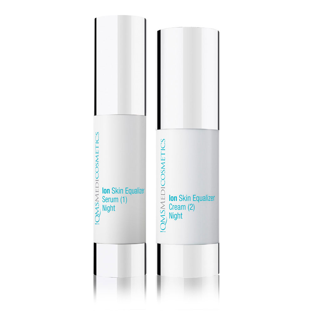 Ion Skin Equalizer Serum & Night Cream 30ml each
