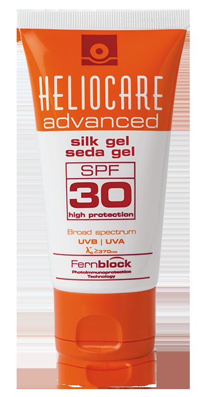 Heliocare Silk Gel SPF 30 50ml