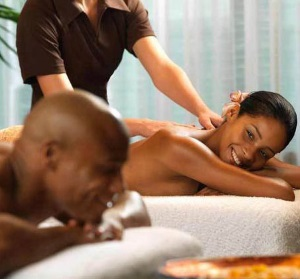 It's all about us - couples' package 120min