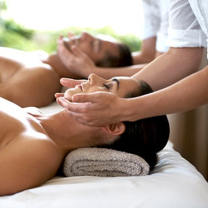 Come away with me - couples' package 90min