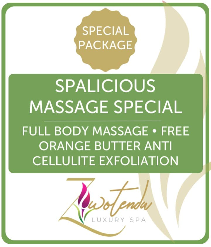 Spalicious Massage Special
