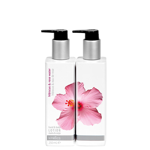 Hibiscus and Rose Water Lotion