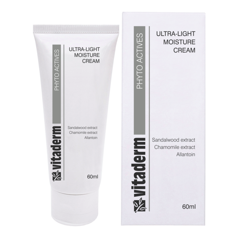 Ultra-Light Moisture Cream 60ml