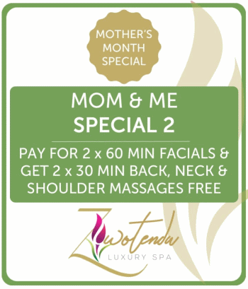 Special pamper package