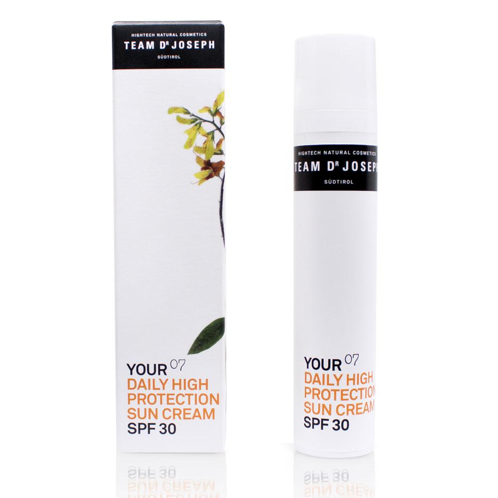 Your Daily High Protection Sun Cream SPF30 50ml