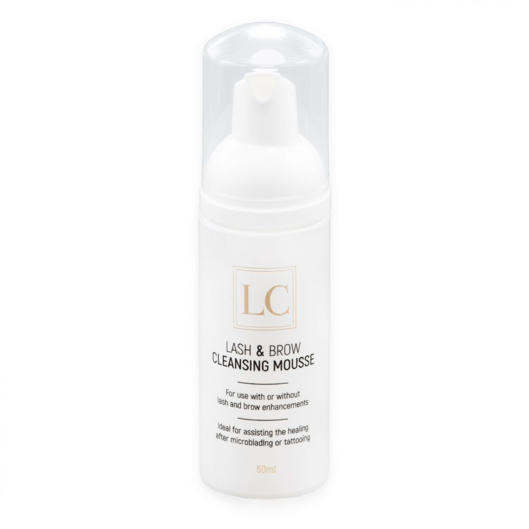 Lash Care Int. Foaming Cleanser 50ml