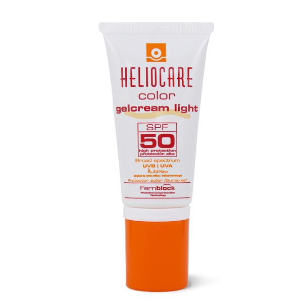 Heliocare Gelcream SPF50 Light 50ml