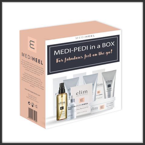 Medi-Pedi in a Box