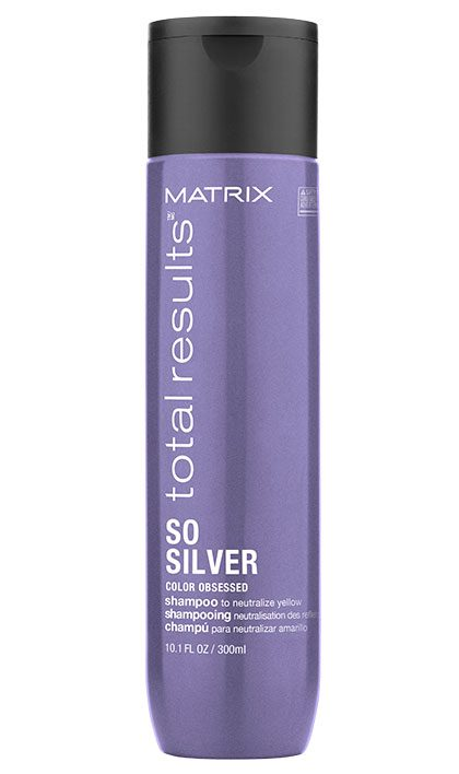 So Silver Shampoo 300ml