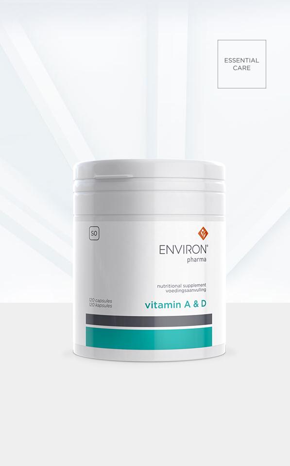 Vitamin A & D 120s