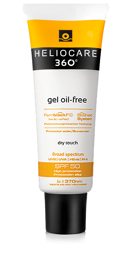 Heliocare 360° Gel Oil-free SPF 50 50ml