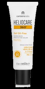 Heliocare 360° Gel Oil-free SPF 50 50ml