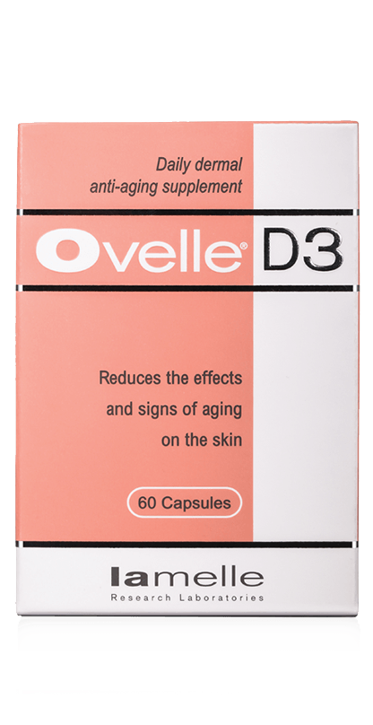 Ovelle Dermal Anti-Ageing Supplement 60 Tablets