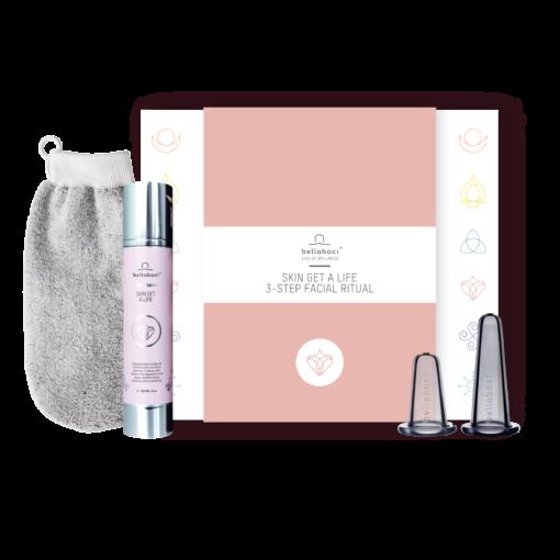 Bellabaci Skin Get a Life Facial Box Kit