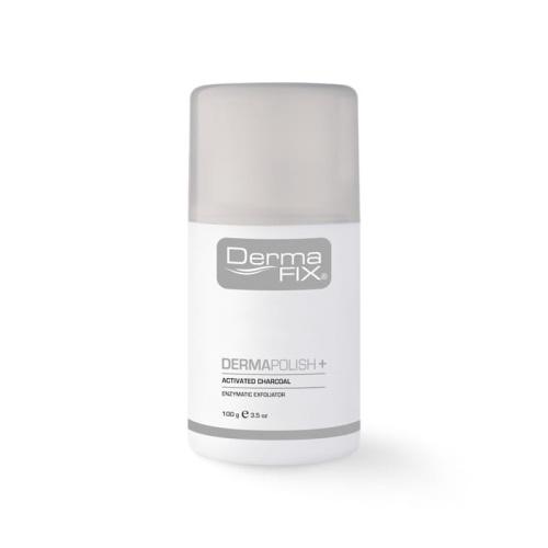DermaFix DermaPolish + Charcoal 100g