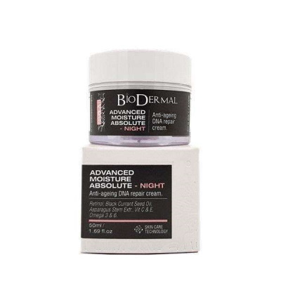 BioDermal Advanced Moisture Absolute Night 50ml