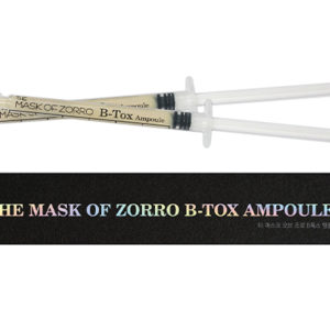 The Mask of Zorro B-tox Ampoule 20ml