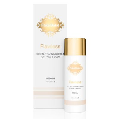Flawless Coconut Tanning Serum for Face and Body 148ml