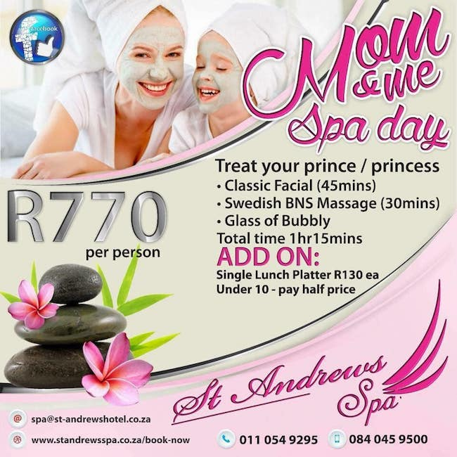 Mom & Me Spa Day R770