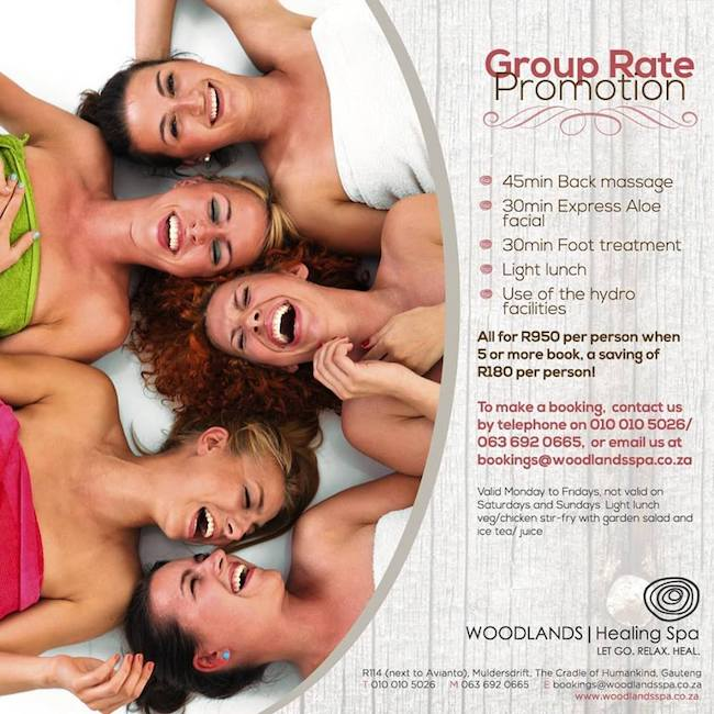 October Group Promotions