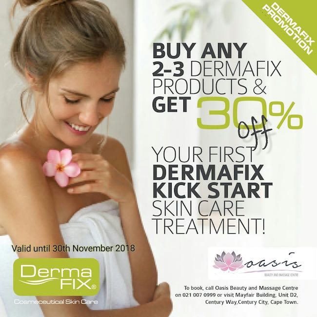 Buy 3 Dermafix Products & get 30% Off