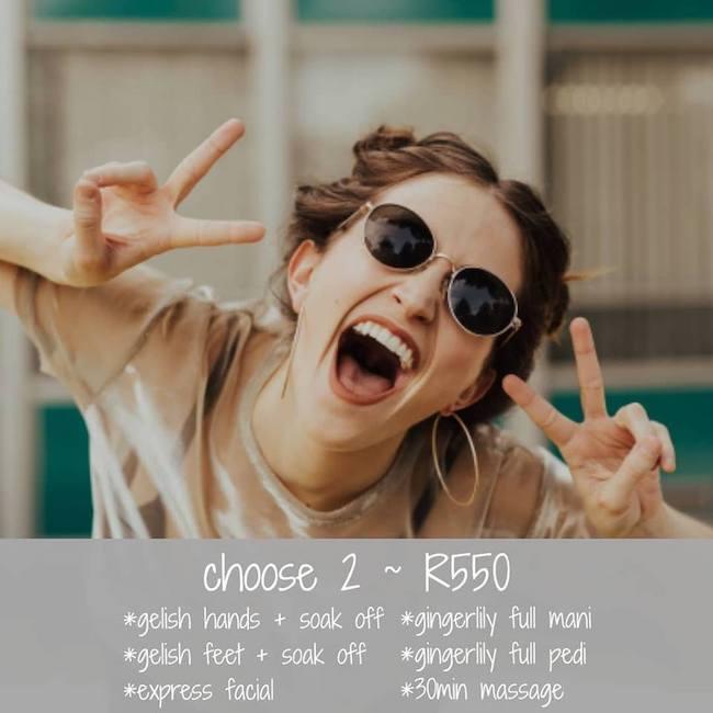 Choose 2 Special R550