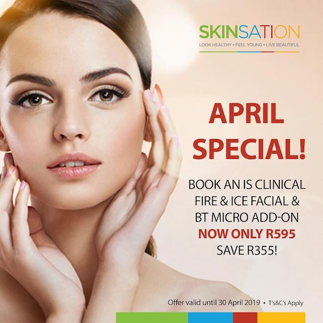 April Fire & Ice Special R595