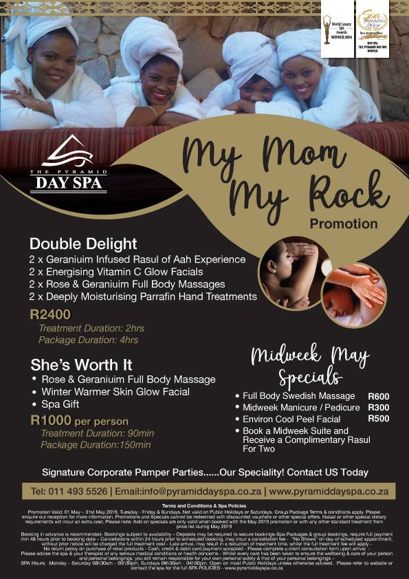 Mothers Day May Special
