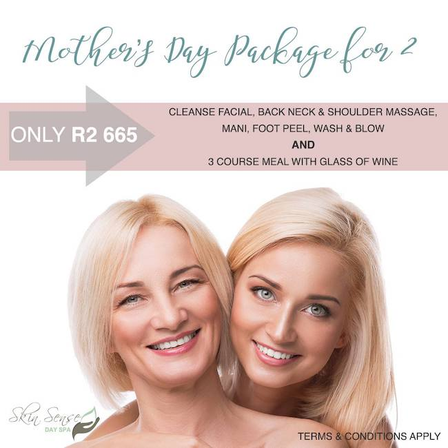 Mothers Day Special for Two R2665