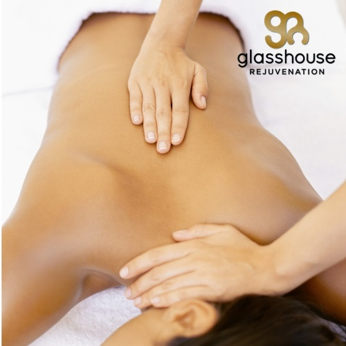 Enjoy a 90-minute express mani, pedi (excludes gelish) and back massage for only R850