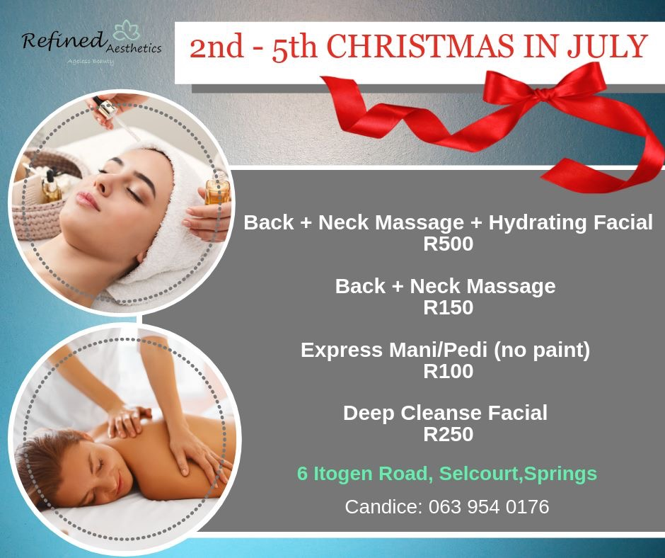 Christmas in July Special Offer!
