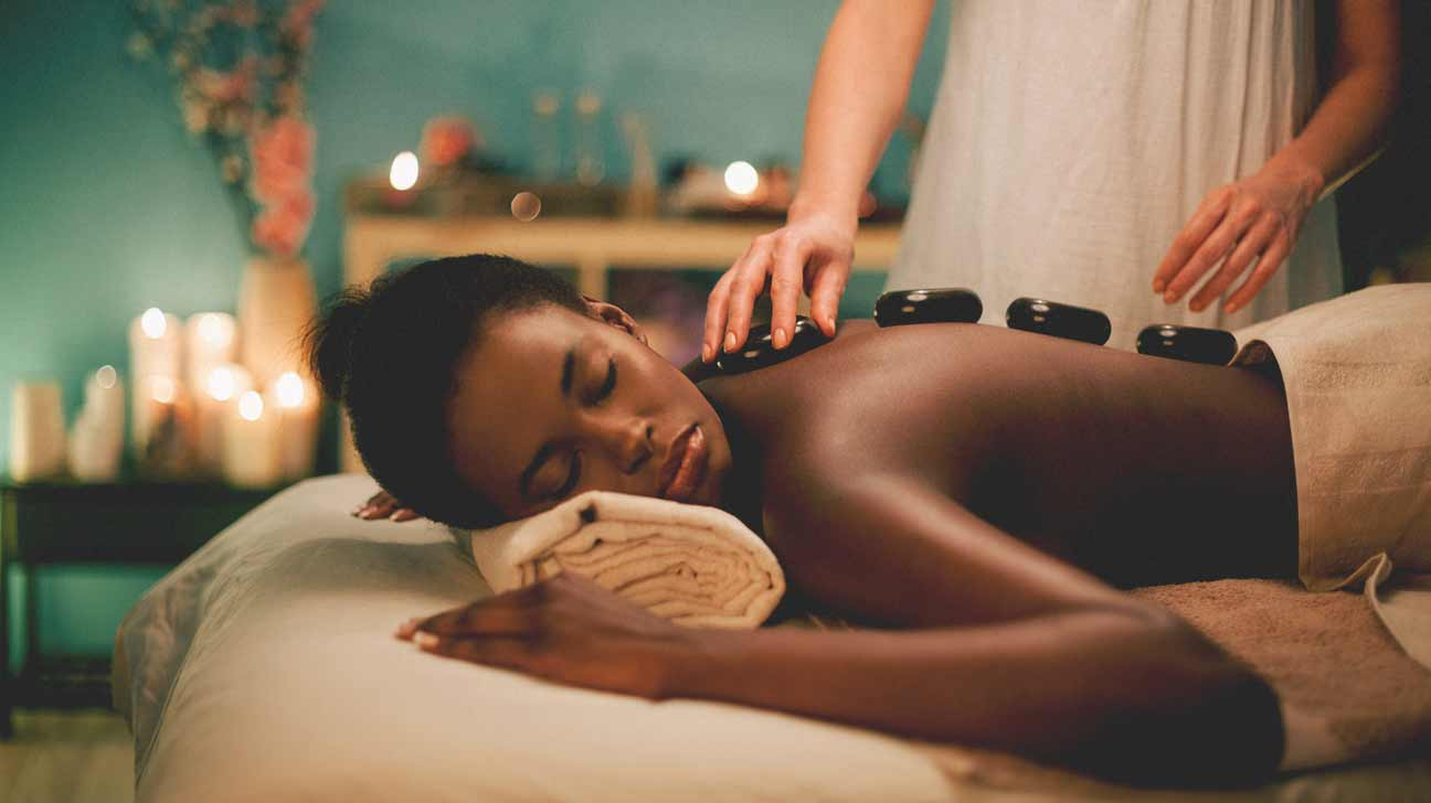 Christmas in July! Book a Massage Package (Hot stone Full Body Massage + Indian Head + Facial Pressure Point Massage incl. Welcome Drink) for ONLY R250 p.p!